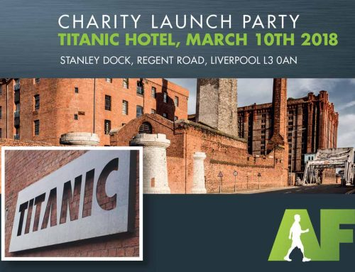 Charity Launch Party – Titanic Hotel -10th March 2018